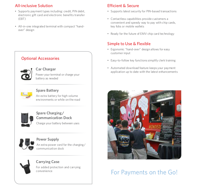 S&S Bankcard Systems - Mobile Payment Solutions