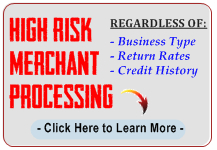 Payment Solutions for High Risk Merchants