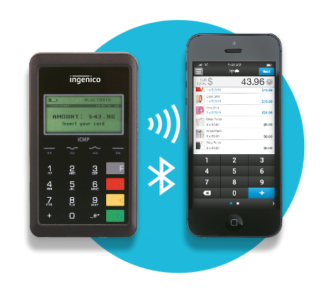 Icmp Mobile Pos Terminal Ingenico Point Of Sale Solutions