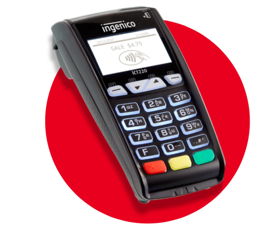 iCT220 Payment Device